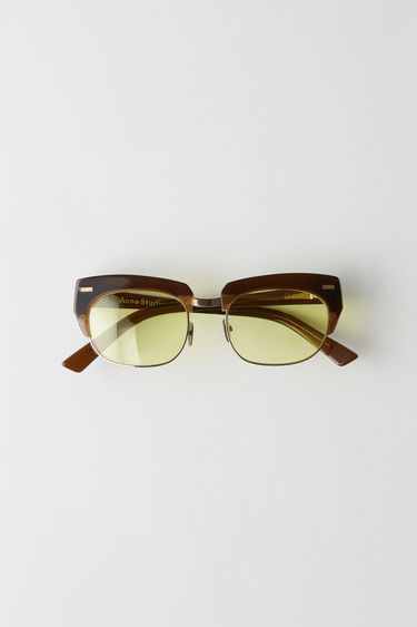 Accessories FN-UX-EYEW000011 Brown/yellow 375x