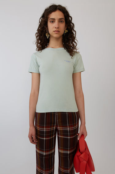 Acne Studios FN-WN-TSHI000011 Dusty green 375x