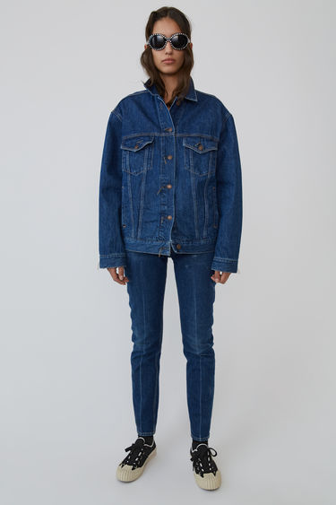 BLÅ KONST Acne Studios 2000 Dark Blue Trash Dark Blue 750x