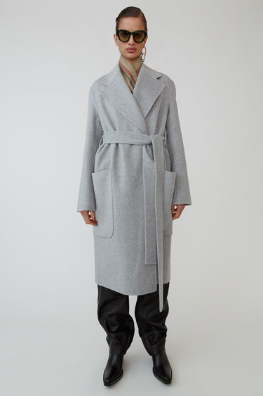 Ready-to-wear FN-WN-OUTW000219 Cold grey melange 375x