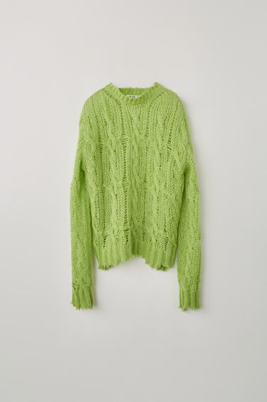 Ready-to-wear FN-WN-KNIT000153 Lime green 375x