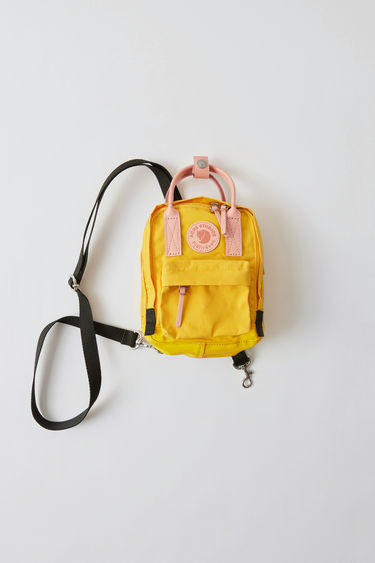 Fjällräven Kånken Clutch A/F Sunflower yellow 375x