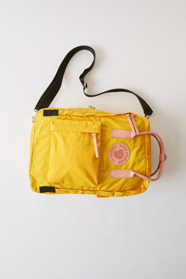 Fjällräven Kånken Messenger A/F Sunflower yellow 375x