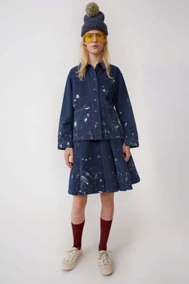 BLÅ KONST BK-WN-OUTW000016 Denim blue 375x