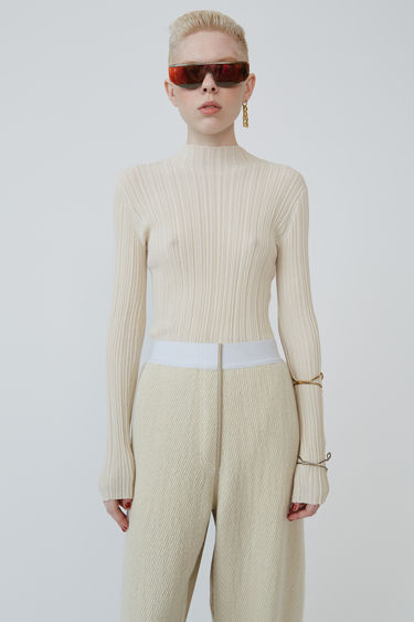 Ready-to-wear FN-WN-KNIT000093 Ivory white 375x