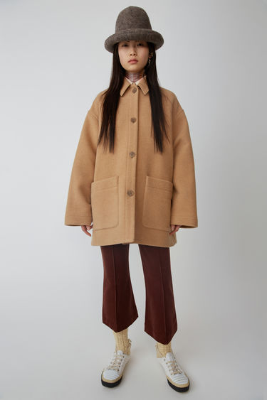 Ready-to-wear FN-WN-OUTW000053 Camel brown 375x