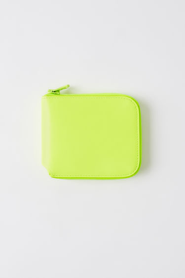 Leather goods FN-UX-SLGS000054 Fluo yellow 375x