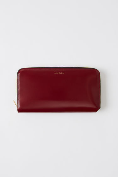 Leather goods FN-UX-SLGS000046 Burgundy 375x