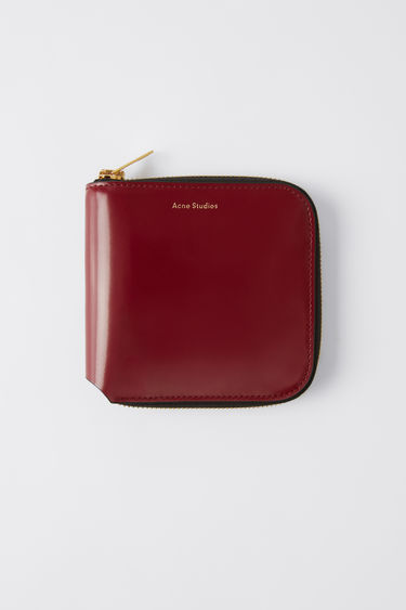 Leather goods FN-UX-SLGS000045 Burgundy 375x