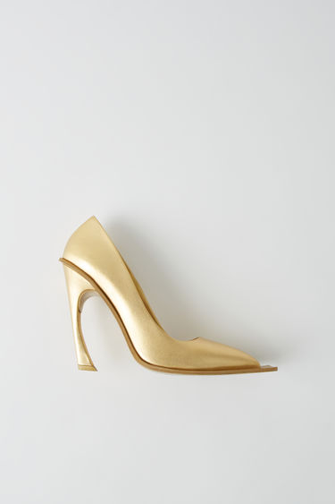Shoes FN-WN-SHOE000240 Gold 375x