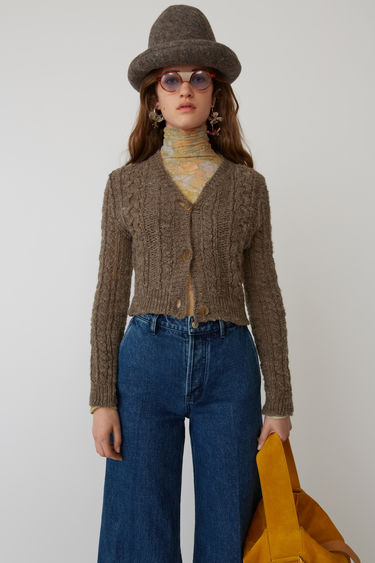 Acne Studios FN-WN-KNIT000063 Brown 375x