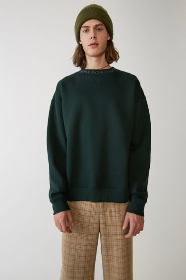 Acne Studios Flogho Forest green 375x