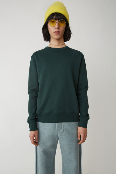 Acne Studios FN-MN-SWEA000017 Forest green 375x