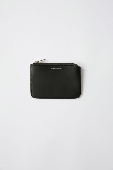 Leather goods Garnet S Black 375x