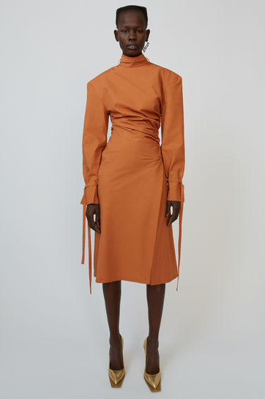 Ready-to-wear FN-WN-DRES000245 Dusty orange 375x