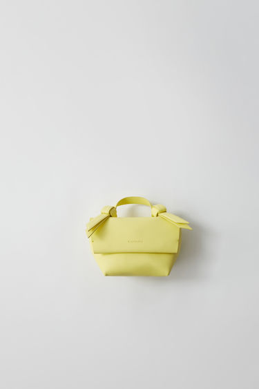 Leather goods Musubi Milli Pale yellow 375x