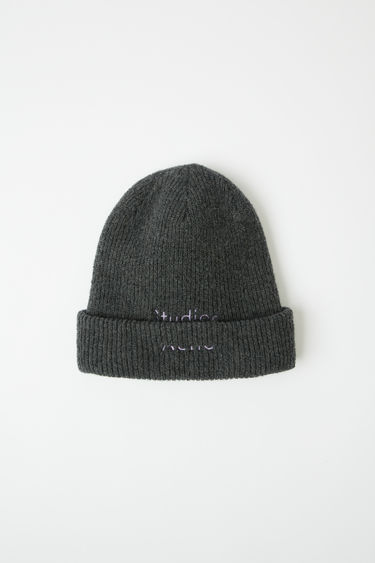 Accessories FN-UX-HATS000009 Dark grey melange 750x