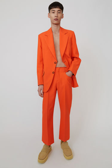 Ready-to-wear FN-MN-TROU000099 Neon orange 375x