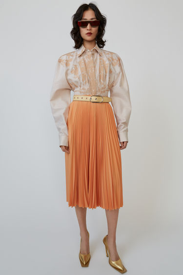 Ready-to-wear FN-WN-SKIR000099 Dusty orange 750x