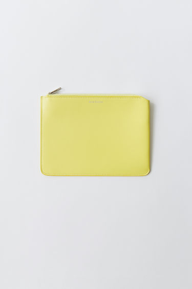 Leather goods Malachite S M Pale yellow 375x