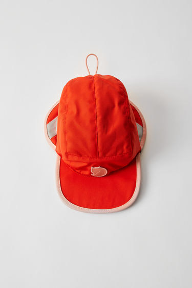 Fjällräven Singi A/F Deep orange 375x