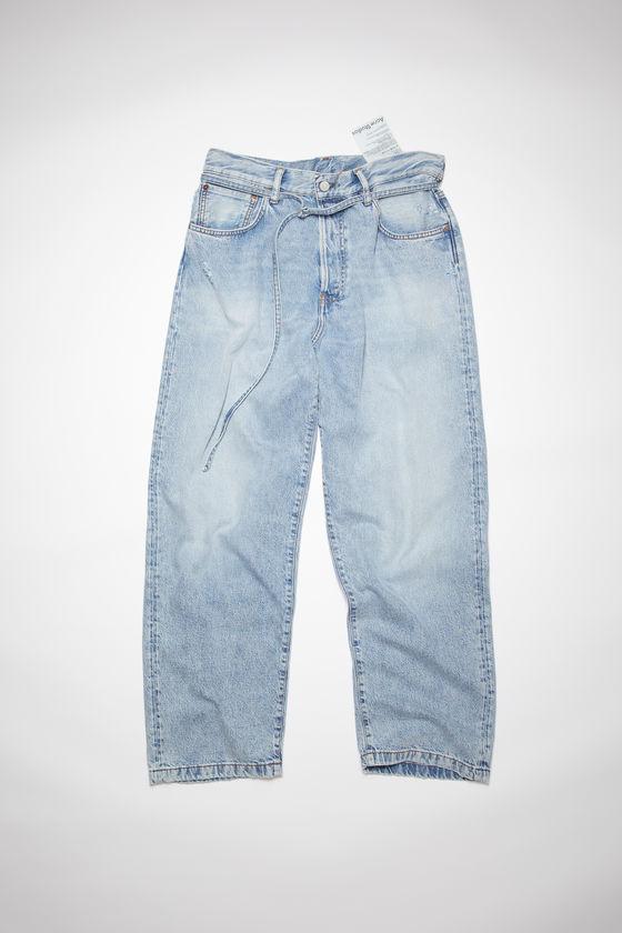 Mens white slim patch denim trousers jeans black print pants Straight jeans