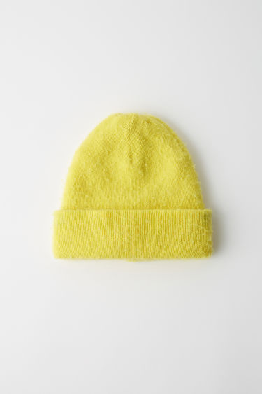 Accessories FN-UX-HATS000002 Jaune 375x