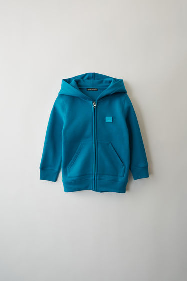 Acne Studios Mini Ferris Zip F Teal blue 375x