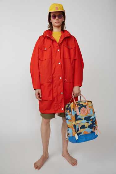 Fjällräven Räven W A/F Deep orange 375x