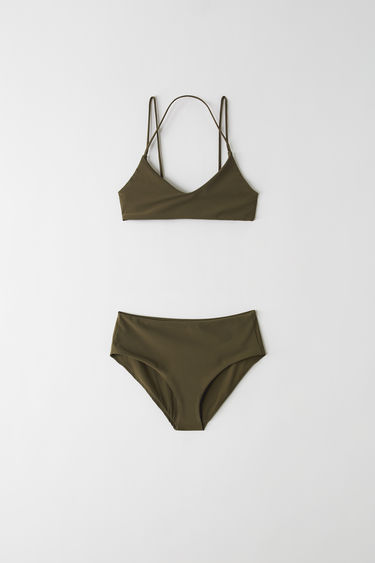 Underwear FN-WN-SWIM000001 Khaki green 375x