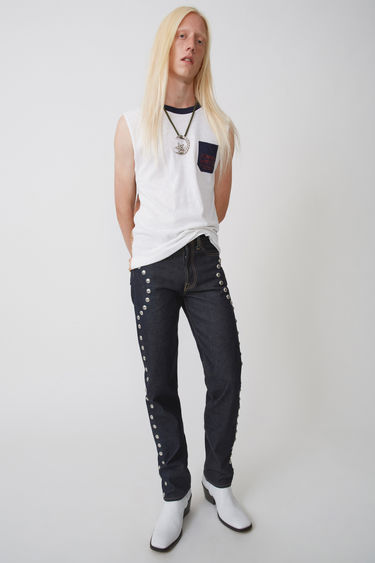 Johnny Winter Capsule BK-UX-TSHI000002 White 375x