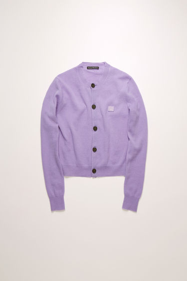 Face FA-WN-KNIT000001 Lavender purple 375x