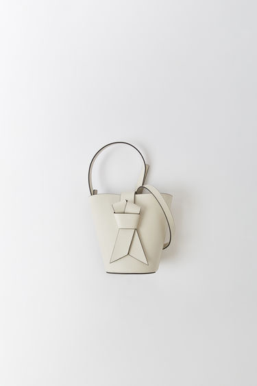 Leather goods FN-WN-BAGS000034 White/black 375x