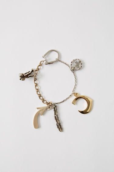Accessories FN-WN-JEWE000026 金色/银色 375x