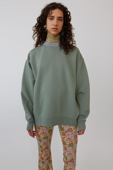 Acne Studios Yana Dusty green 375x