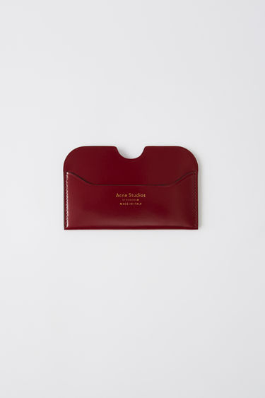 Leather goods FN-UX-SLGS000043 Burgundy 375x