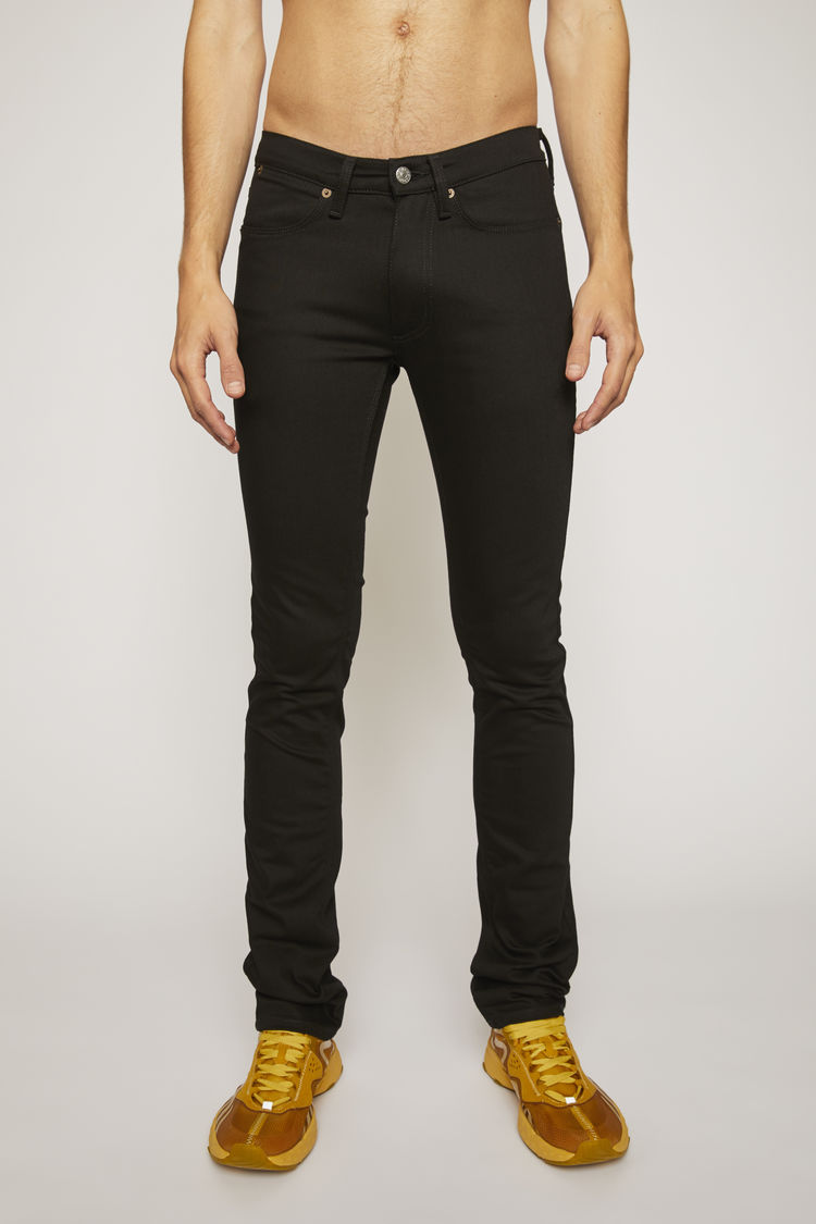 Jeans In Schmaler Passform Farbe by Acne Studios