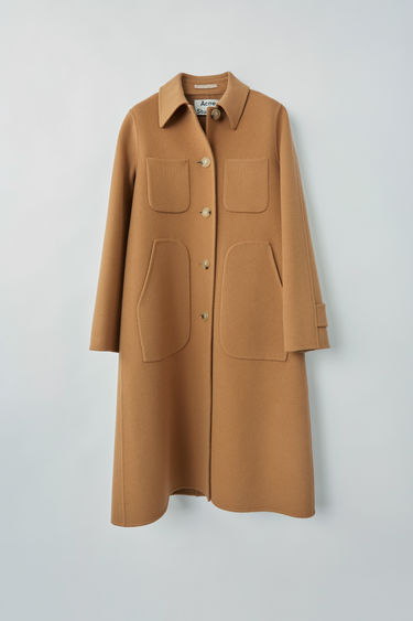 Ready-to-wear FN-WN-OUTW000161 Camel brown 375x