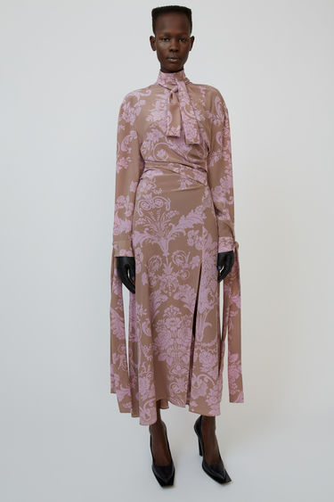 Ready-to-wear FN-WN-DRES000260 Brown/purple 375x
