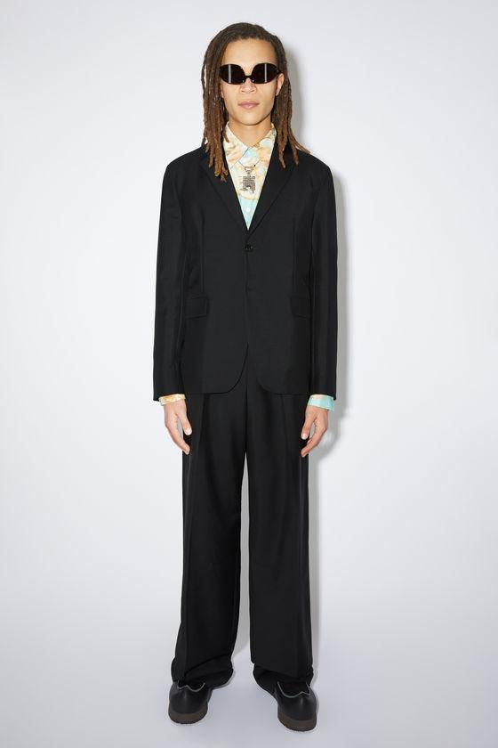 아크네 스튜디오 수트 자켓 Acne Studios Suit jacket - Black