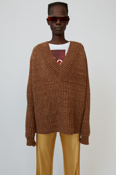 Ready-to-wear FN-WN-KNIT000142 Beige/camel 375x