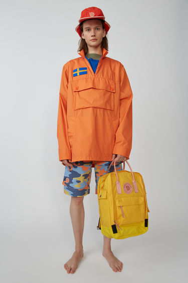 Ready-to-wear Anorak M A/F Sharp orange 375x
