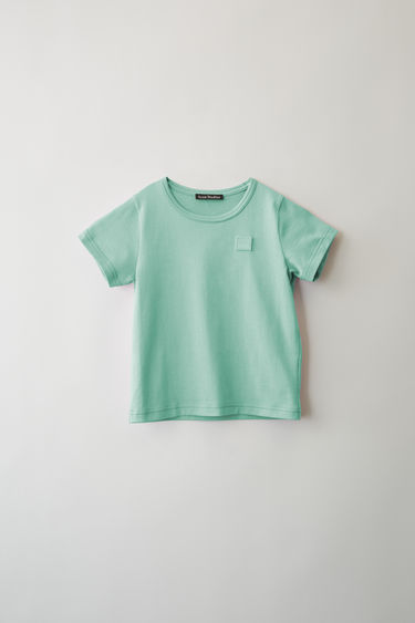 Acne Studios Mini Nash Face Mint green 375x
