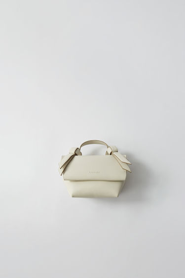 Leather goods Musubi Milli Blanc/beige sable 375x