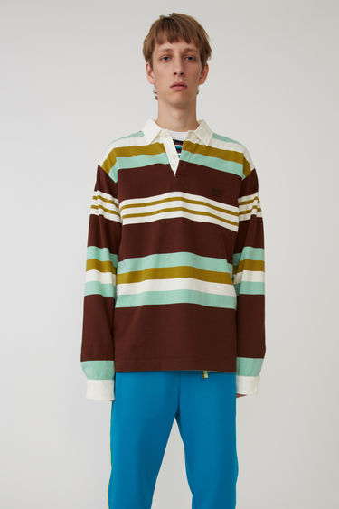 Acne Studios FA-UX-TSHI000008 Brown/mint 375x