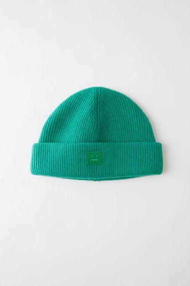 bf3ae56395f739 Face FA-UX-HATS000026 Bright Green 375x · Wool beanie