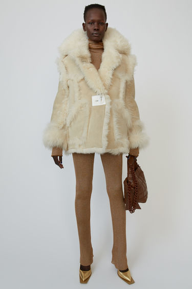 Ready-to-wear FN-WN-LEAT000043 Cream/off-white 375x