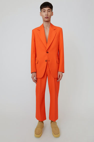 Ready-to-wear FN-MN-SUIT000033 Neon orange 375x