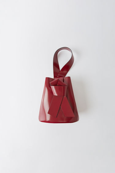 Leather goods FN-WN-BAGS000038 Burgundy 375x