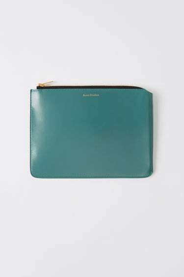Leather goods FN-UX-SLGS000050 Teal blue 375x